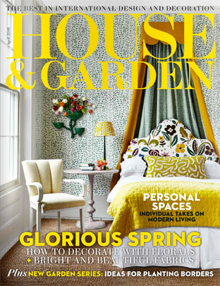 House and Garden April 2016