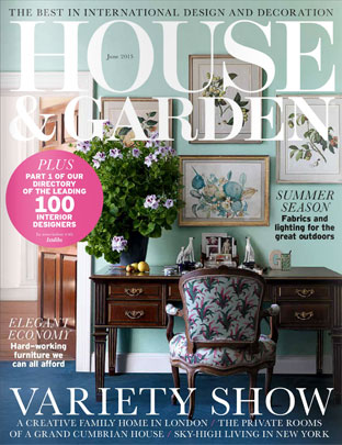 House and Garden June 2015